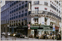 Hotels Paris, External view